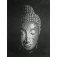Tableau Bouddha le bienveillant