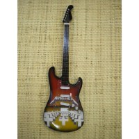 Guitare Metallica