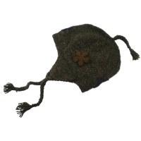 Bonnet péruvien fleuri 4