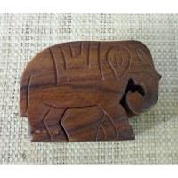 Boite magique éléphant