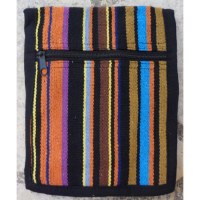 Sac passeport weaving color