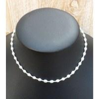 Collier perles nacre 2