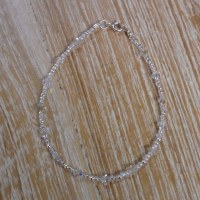 Bracelet perles cristal