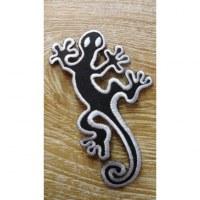 Patch salamandre noire