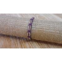 Bracelet ficelia violet
