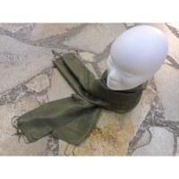 Foulard Isan soie vert