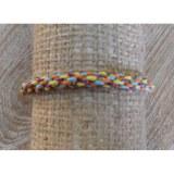 Bracelet macramé color Gathot 2