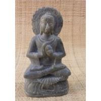 Bouddha en pierre à savon