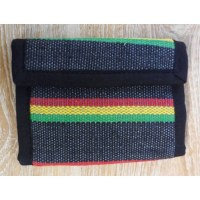 Portefeuille weaving jamaïca