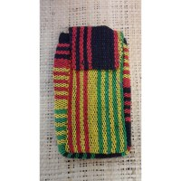 Pochette portable weaving jamaïca