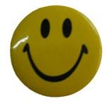 Badge big smiley
