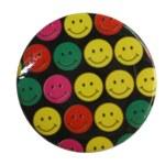 Badge manifold smileys