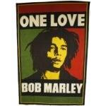 Tenture pm Bob Marley