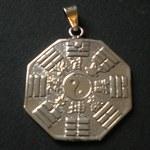 Pendentif hexagone chinois