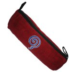 Trousse spirale rouge