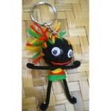 Porte clés Jamaïcan woman