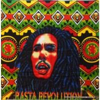 Bandana Bob Marley révolution