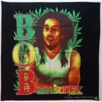 Bandana Bob Marley leaf
