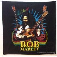 Bandana Bob Marley et ses guitares