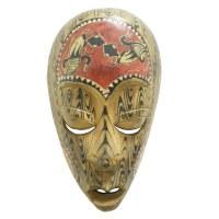 Masque Lombok gecko