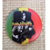 Badge Bob Marley 45