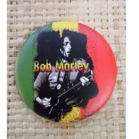 Badge Bob Marley 45