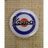 Badge 2 Vespa 45