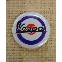 Badge 2 Vespa 45