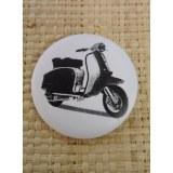 Badge scooter Vespa 45