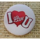 Badge 1 I love you