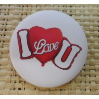 Badge 1 I love you