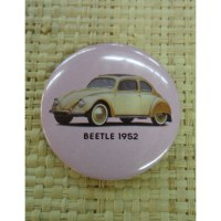 Badge coccinelle 1952