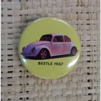 Badge Beetle 1967