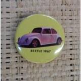 Badge Beetle 1967