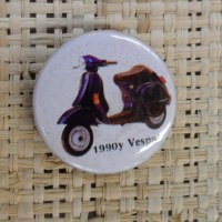 Badge Vespa 1990