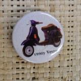 Badge Vespa 1990