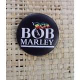 Badge  Bob Marley  jamaïca