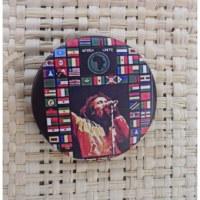 Badge  Bob Marley  universel