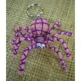 Porte clés araignée 3