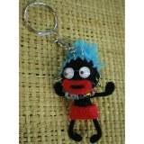 Porte clés poupée Dolla