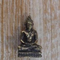 Miniature Bouddha  de la lumière infinie bronze