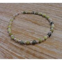 Bracelet perline serpentine