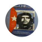 Badge cadre CHE cubain