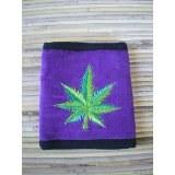 Portefeuille violet