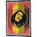 Tenture Bob Marley Rastafari