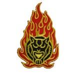 Patch Panthère de feu