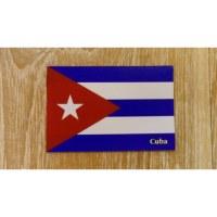 Aimant drapeau de Cuba