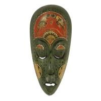 Masque vert Lombok gecko