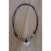 Collier dent de requin Mawi