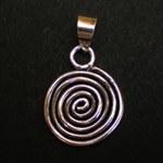 Pendentif spirale